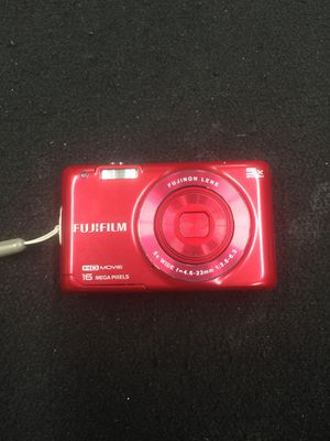 Fujifilm 16mp camera for Sale in Chevy Chase, DC