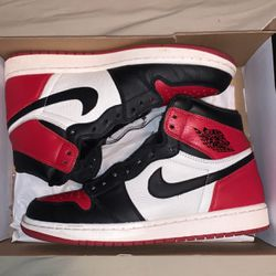 Jordan 1 Bred Toe Size 10 for Sale in Orlando,  FL