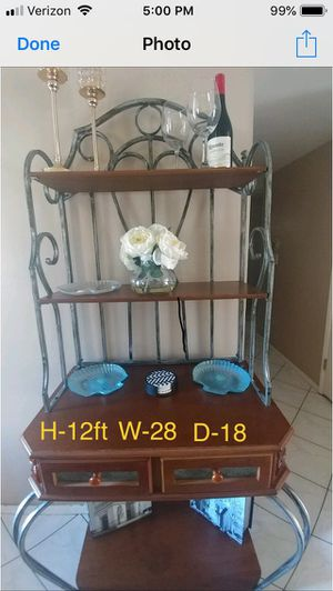 Baker Rack for Sale in Garden Grove, CA