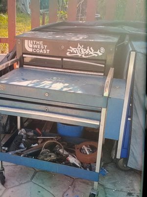 3 Tool box and tools, (Snap On, The west Coast) for Sale in La Mesa, CA