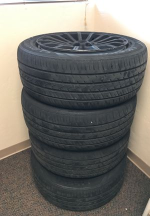 """4used 09-12 Range Rover 19""""wheels and Tires for Sale in Tucson, AZ"""