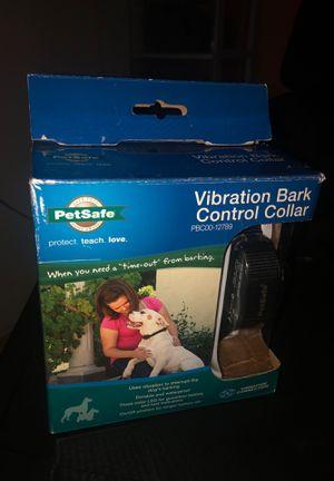 Pet vibration bark control for Sale in Derby, KS