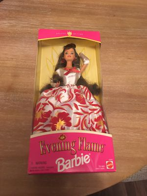 Evening Flame Barbie for Sale in Cary, NC