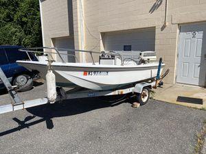 Whaler dell quay center console. for Sale in Westerly, RI