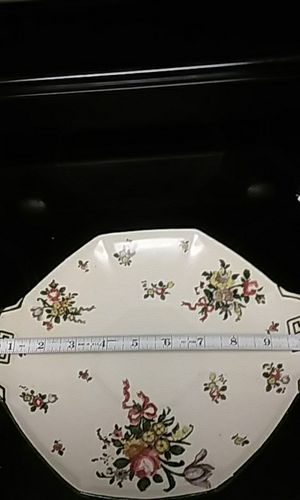 Royal Doulton Leeds Spray 10 1/2 inch cake plate antique for Sale in Pittsburgh, PA