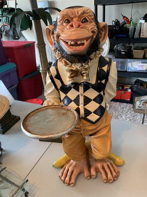 Home decor monkey server for Sale in St. Augustine, FL