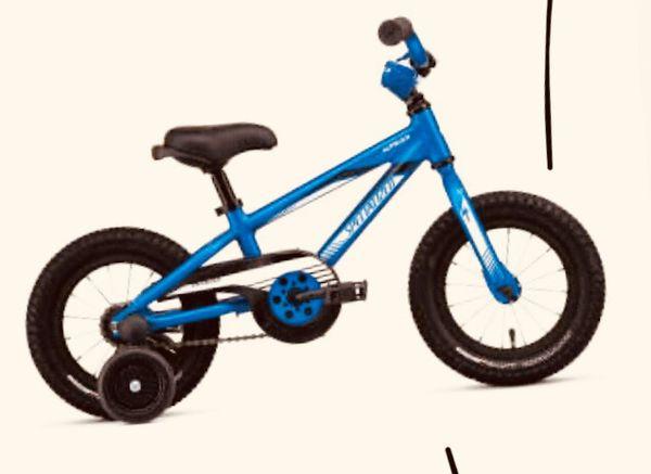 SPECIALIZED 'Hotrock' youth bike 12 in w/ training wheels
