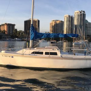 1987 Catalina Yachts Catalina 22 for Sale in Miami, FL