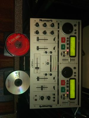 Numark CD player for Sale in Port St. Lucie, FL