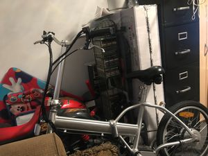 Electric Bicycle for Sale in The Bronx, NY