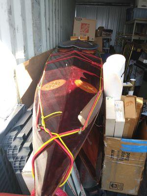 Wood kayak for Sale in Mount Clemens, MI
