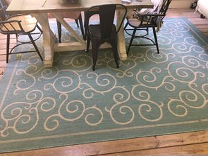 8x10 porch rug for Sale in Mableton, GA