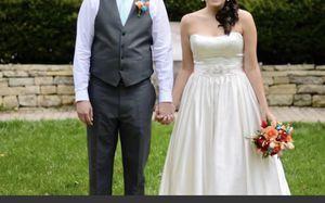 Wedding Dress (designer: Maggie Sottero) for Sale in Columbus, OH