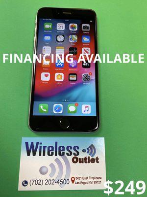 IPHONE 6s PLUS FACTORY UNLOCKED for Sale in Las Vegas, NV