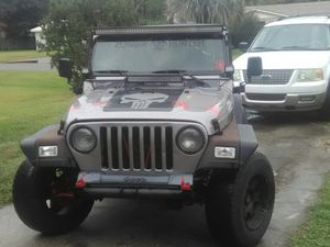 Jeep 2001 tj for Sale in Brandon, FL