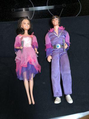 Original vintage 1976 Donny and Marie Osmond dolls for Sale in Bellevue, WA