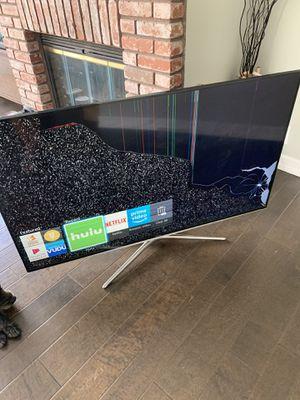 "Samsung 55"" TV Broken LED for Sale in Redondo Beach, CA"
