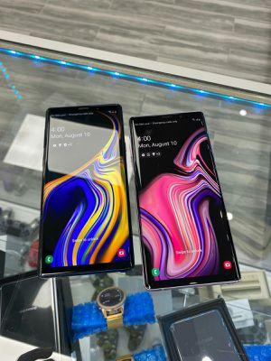 Samsung Galaxy note 9 unlocked for Sale in BVL, FL