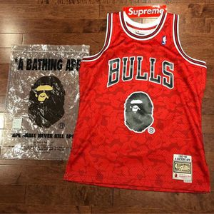 Bape Jordan jersey for Sale in Chesapeake, VA