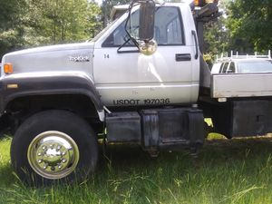 Tow truck diesel Topkick 1990 with less then 100k miles. Come see & get a deal for Sale in Rex, GA