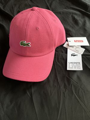 Supreme Lacoste hat for Sale in Thornton, CO