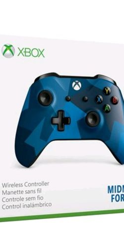 Xbox One Special Edition Midnight Forces Wireless Controller for Sale in Milwaukie,  OR