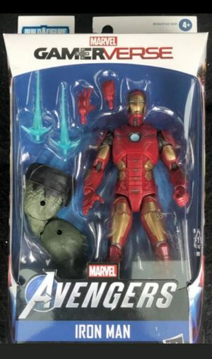 Marvel Legends Gamerverse Avengers Iron Man Collectible Action Figure Toy for Sale in Chicago, IL