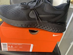 Nike odissey peact new and authentic shoes size 8.5,9.5,10,10.5,11,12 men's for Sale in Fontana, CA