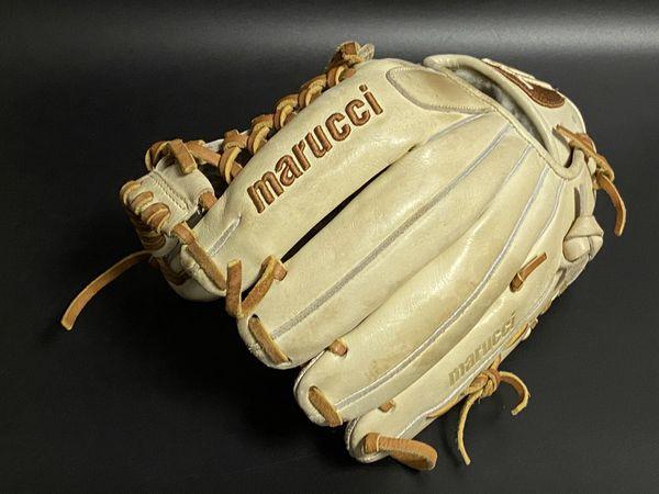 Marucci HTG 11.50 baseball glove.