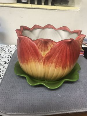 Beautiful Flower Pot/ Plant Holder for Sale in Pompano Beach, FL