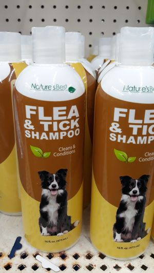 Flea & Tick Shampoo Cleans & Conditions for Sale in Homestead, FL