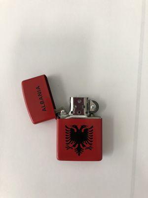 Albanian lighter like Zippo brand new for Sale in New York, NY