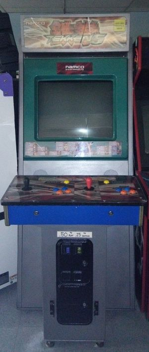 Tekken 5 Arcade Game for Sale in Ontario, CA