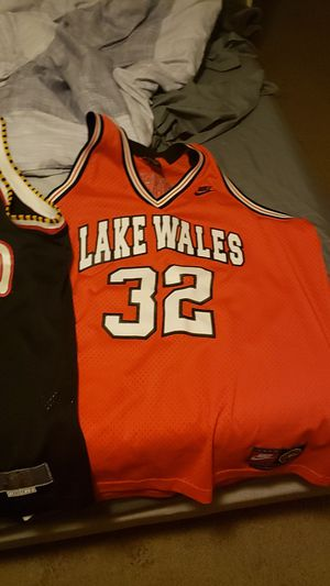 4 Basketball Jersey, R. Allen, A. Stoudamire HS Jersey, Maryland n Penn St. Jerseys for Sale in Pittsburgh, PA
