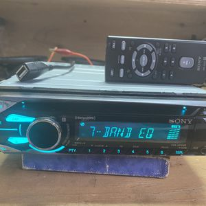 SONY STEREO for Sale in Canby, OR