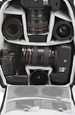 Lowepro ProTactic 350 AW Camera Backpack for Sale in Beverly Hills,  CA