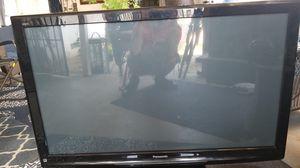 Panasonic plasma hdtv 50 inch for Sale in Fresno, CA