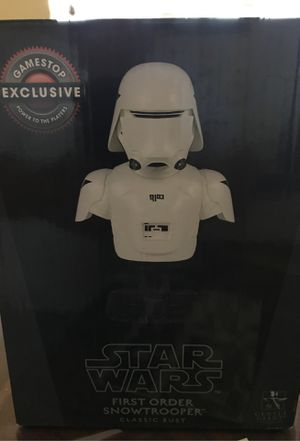 Star Wars Collectible Bust for Sale in Bellflower, CA
