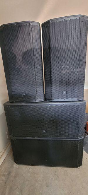 JBL SRX System for Sale in Phoenix, AZ