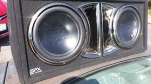 12's SPX PRO AUDIO for Sale in Lincoln Acres, CA