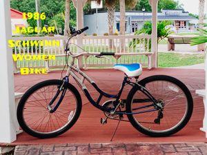 Classic 1986 Women's Schwinn Jaguar for Sale in Kenneth City, FL