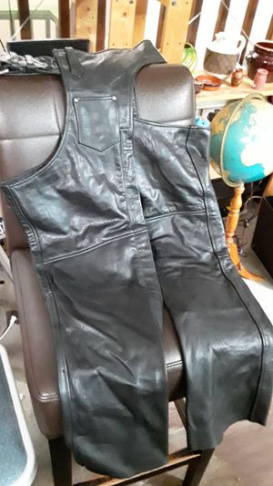 X Element Leather Chaps size 6 for Sale in San Diego, CA