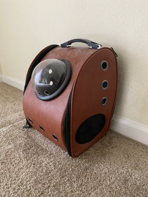 Like new cat backpack for Sale in Riverview, FL