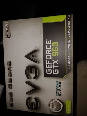 Evga Gtx 960 2GB for Sale in Tulare, CA