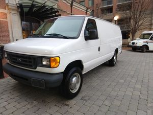 2005 Ford e250 extended cargo van for Sale in Rockville, MD