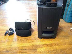 Bose Cinemate II surround sound speakers for Sale in Fairfax Station, VA