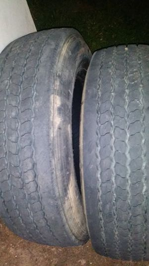 245/70/19.5 truck tires for Sale in Hudson, NC