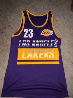 Los angels Lakers jersey for Sale in Sterling, VA