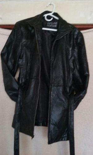 Black leather jacket for Sale in Lynchburg, VA