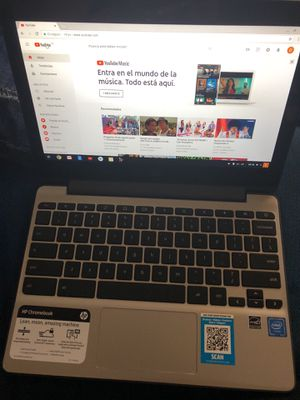 HP CHROMEBOOK for Sale in San Diego, CA
